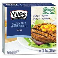 Yves Vegan Gluten Free Veggie Burger