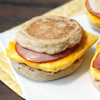 Instead of Egg McMuffins… Easy Freezy Breakfast Sandwiches