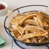 Instead of French Fries… Totally Turnip Fries