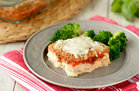 Hungry Girl's Healthy No-Harm Chicken Parm Casserole Recipe