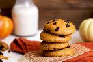 Hungry Girl Healthy 4-Ingredient Pumpkin Spice Cookies Recipe