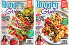 Hungry Girl Magazine cover survey