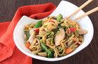 Zucchini-Noodle Lo Mein