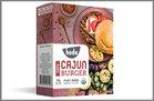 Hodo Tofu Cajun Burger (8)