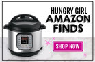 The Hungry Girl Amazon Page