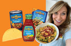 Hungry Girl Healthy Upside-Down Taco Bowl Recipe