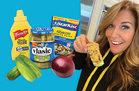 Hungry Girl Healthy Quarantuna Salad Boats Recipe