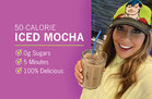 Hungry Girl Healthy Ice-olation Mocha Recipe