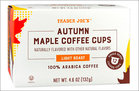 Autumn Maple Coffee Cups (8)