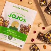 JOJO's Guilt-Free Chocolate Bars