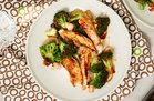 Honey BBQ Chicken & Broccoli
