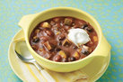 Hungry Girl's Healthy Chunky Veggie Pumpkin Chili Recipe