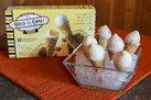Pumpkin Ginger Mini Hold the Cone Ice Cream Cones