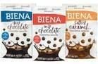 Biena Chocolate Covered Chickpea Snacks