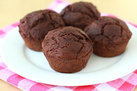 Hungry Girl's Healthy Yum Yum Brownie Muffins Recipe