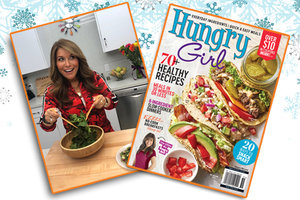 Hungry Girl Magazine: Winter 2020 Issue