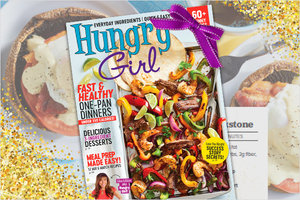 "Hungry Girl Magazine: ""New Year, YOU Year"" Spring 2019 Issue"