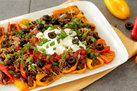 Hungry Girl's Healthy Bell Pepper Nachos Recipes