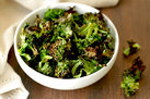 Hungry Girl's Healthy Baked Kale Chips Recipes