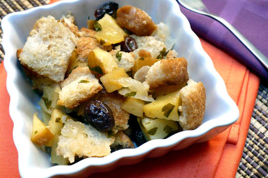Apple & Onion Stuffing
