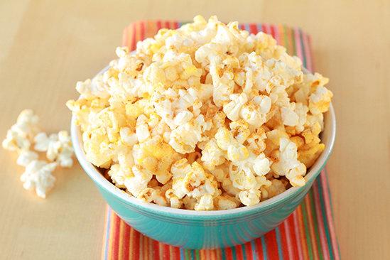 Hungry Girl's Healthy Terrific Taco Popcorn Recipe