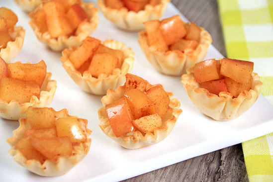 Hungry Girl's Healthy Apple Pie Bites Recipe