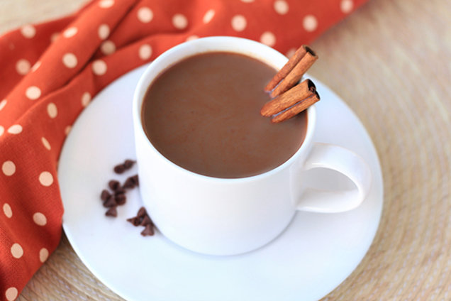 Mmmm-Mmmm Mexican Hot Chocolate