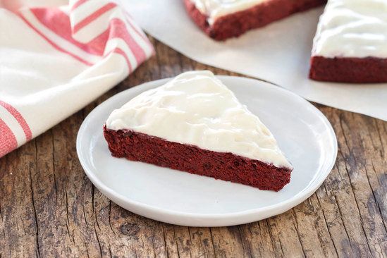 Hungry Girl's Healthy Flourless Red Velvet Cake