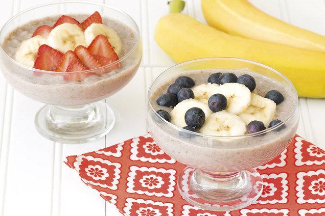 Hungry Girl's Healthy Bananarama Pudding Recipe