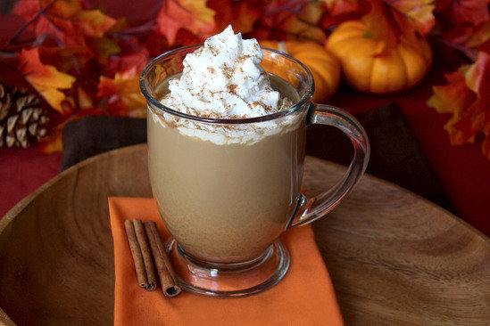 Healthy Hungry Spice Girl Pumpkin Latte Recipe