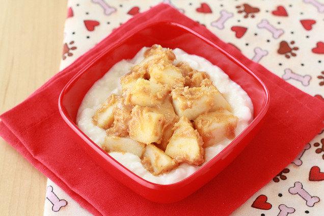 PB & Apple Paw-fait Recipe