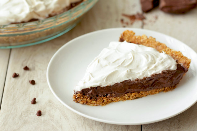 Hungry Girl's Chocolate Dream Cream Pie Recipe