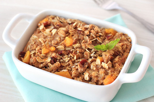 Hungry Girl's Healthy Sweet Faux-tato Casserole Recipe