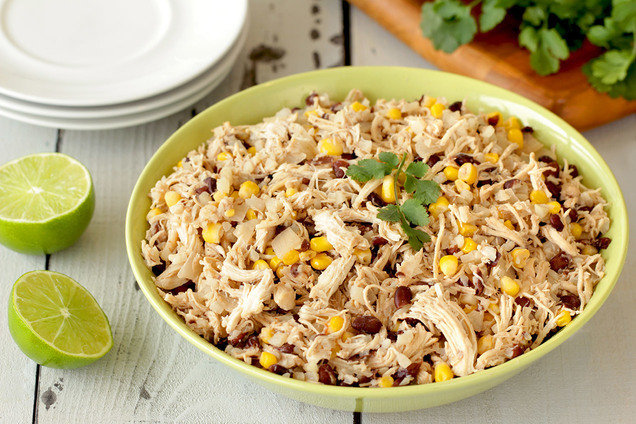 Hungry Girl's Healthy Southwest Slow-Cooker Chicken Recipe