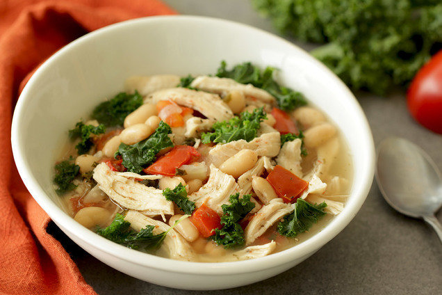 Instant Pot Recipes: Tuscan Chicken Stew