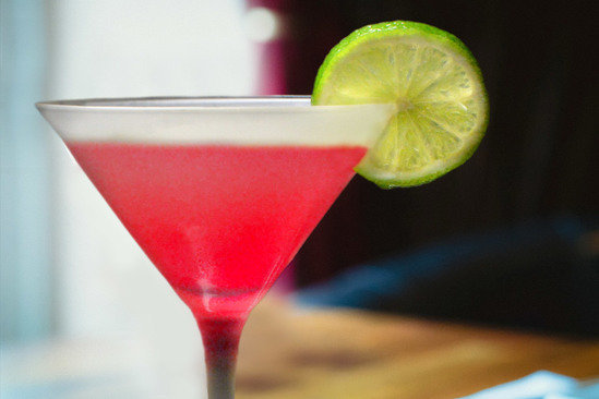 Hungry Girl's Healthy Kickin' Cranberry Cosmo Recipe
