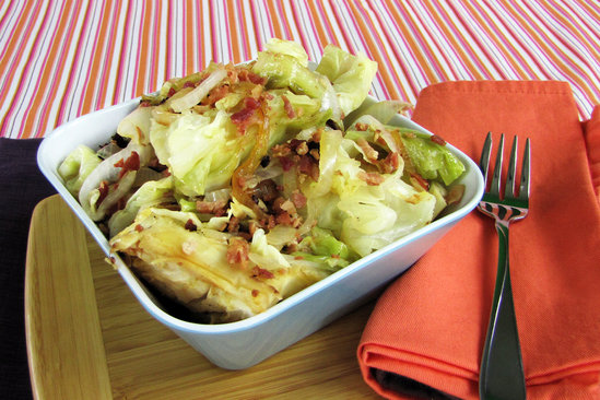 hungry Girl's Healthy Do the Cabbage Pack! Recipe