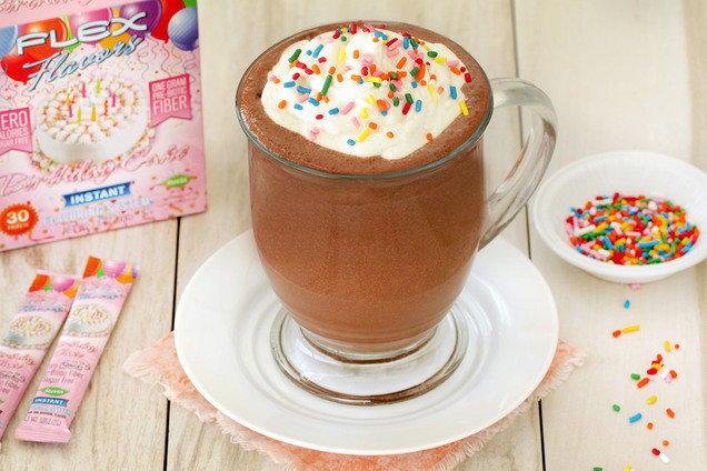 Protein-Packed Brownie Hot Cocoa