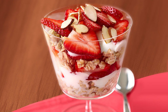 Overnight Oats Power Parfait