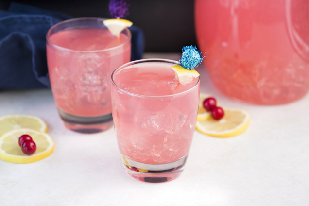 Sassy 'n Spiked Pink Lemonade Pitcher