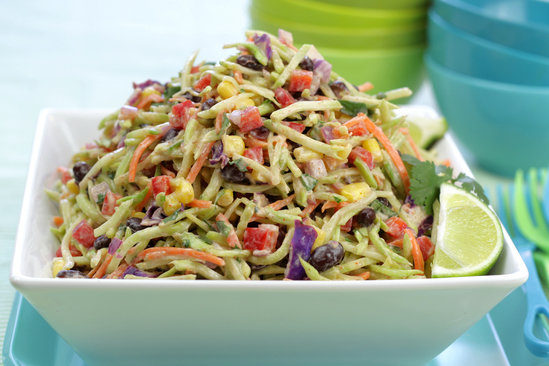 Hungry Girl's Healthy Tangy Tex-Mex Slaw Recipe