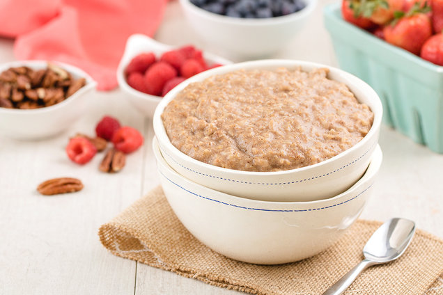 Instant Pot Basic Oatmeal