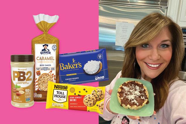 Hungry Girl's Healthy Magic Crunchcake Recipe
