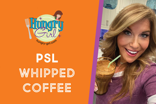PSL Whipped Coffee