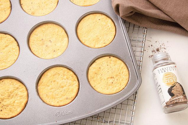 Hungry Girl's Healthy Truffled Egg Patties Recipe