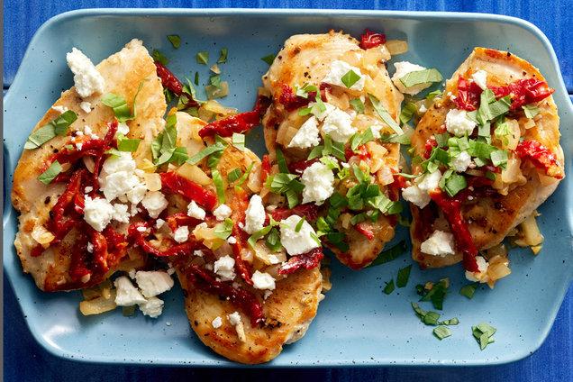 Hungry Girl's Healthy Chicken Brianna Recipe