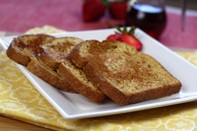 Classic Cinnalicious French Toast