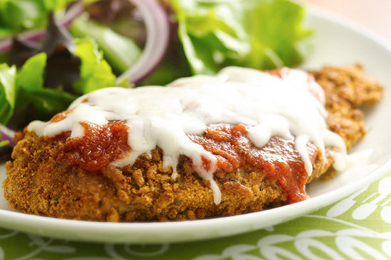 Healthy Chicken Parmesan Recipe