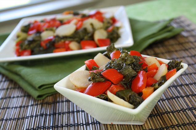 Hungry Girl's Healthy Mega-Mazing Veggie Pack Recipe