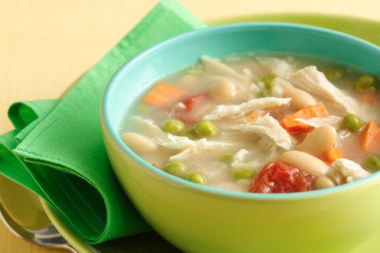 Hungry Chick Chunky Soup